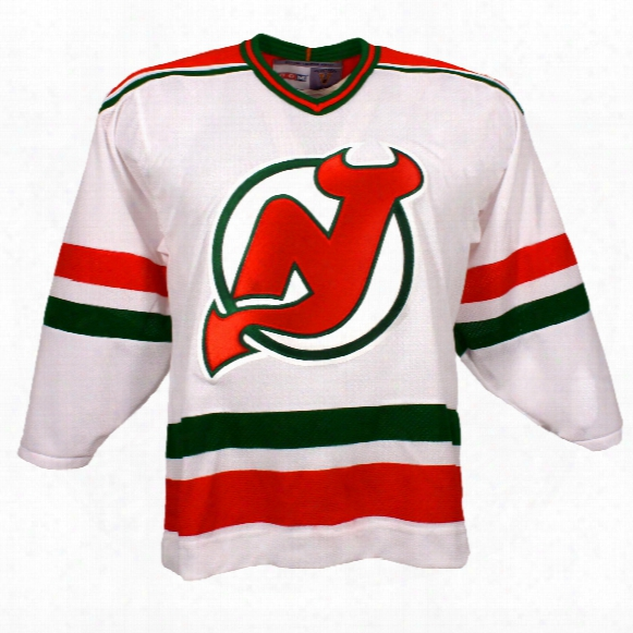 New Jersey Devils Vintage Replica Jersey 1982 (home)