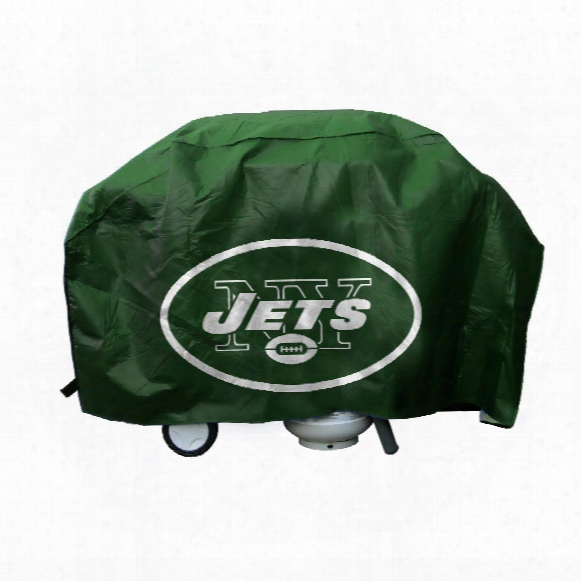 New York Jets Barbecue Grill Cover