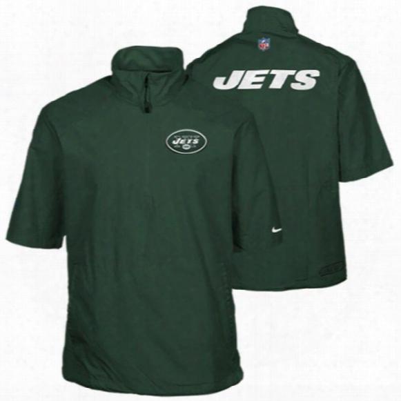 New York Jets Nfl Sideline Hot Jacket