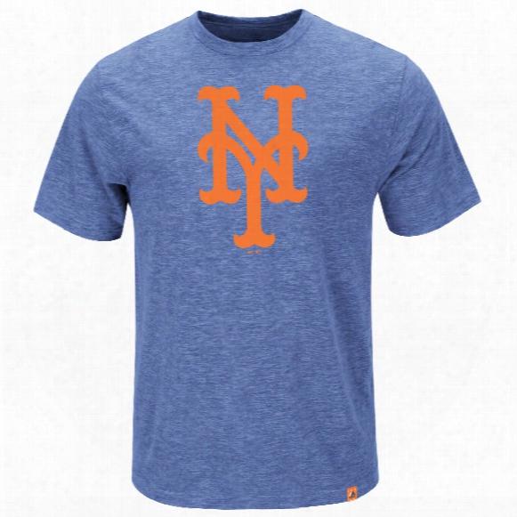 New York Mets Mental Metal Slub T-shirt