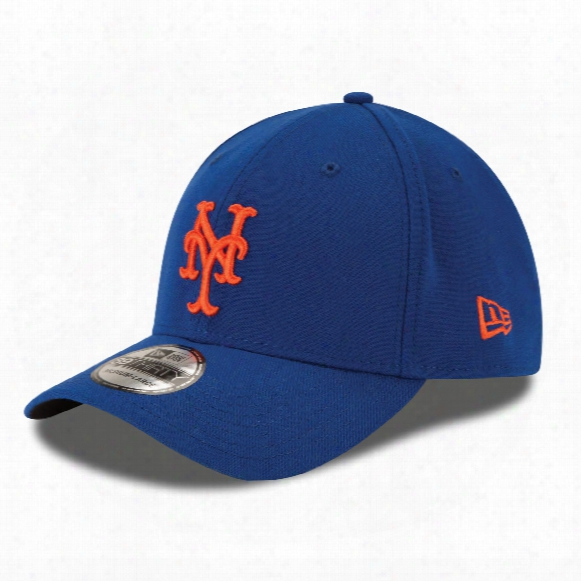 New York Mets Mlb Team Classic 39thirty Game Cap