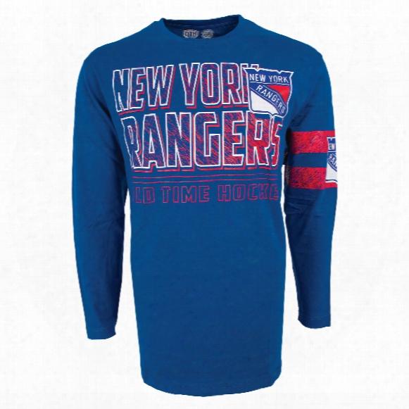 New York Rangers Bandit Long Sleeve T-shirt