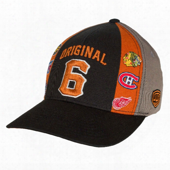 Nhl Original 6 Pillars Cap