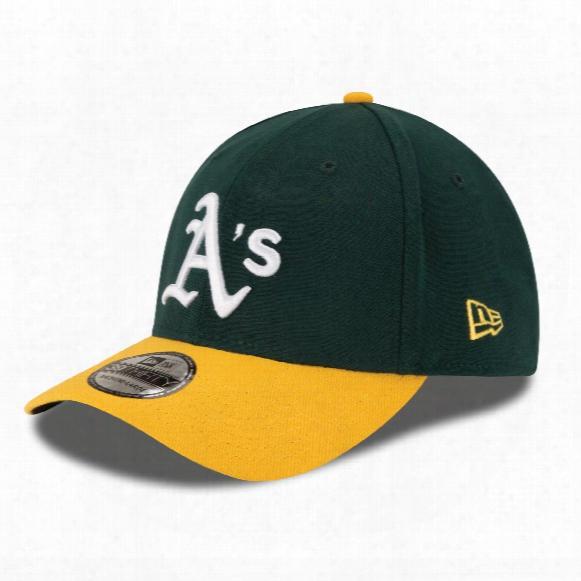 Oakland Athletics Mlb Team Classic 39thirty Home Cap