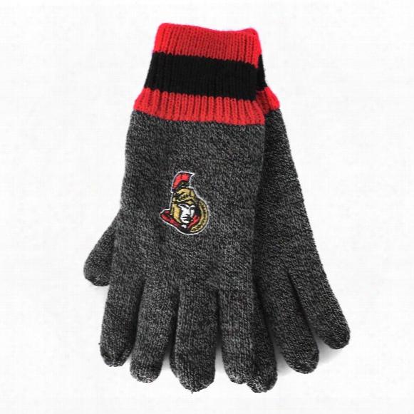 Ottawa Senators Insulated Thermal Gloves