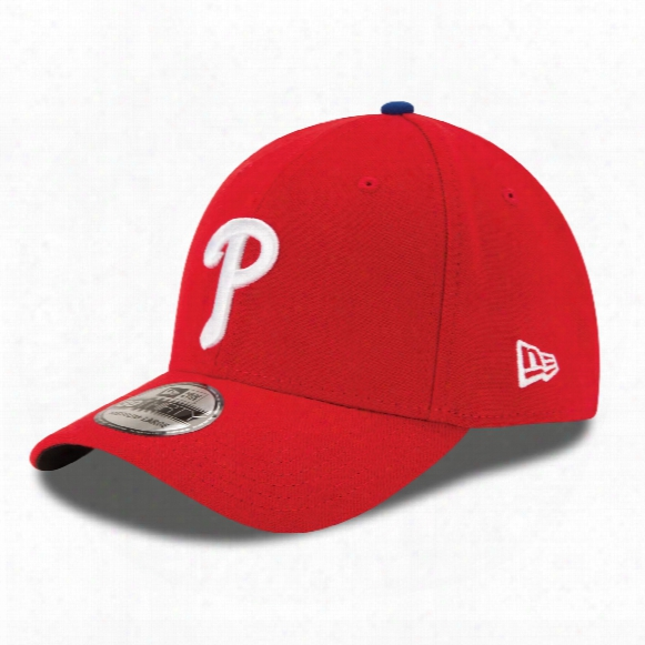 Philadelphia Phillies Mlb Team Classic 39thirty Game Cap