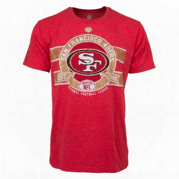 San Francisco 49ers Huddle T-shirt