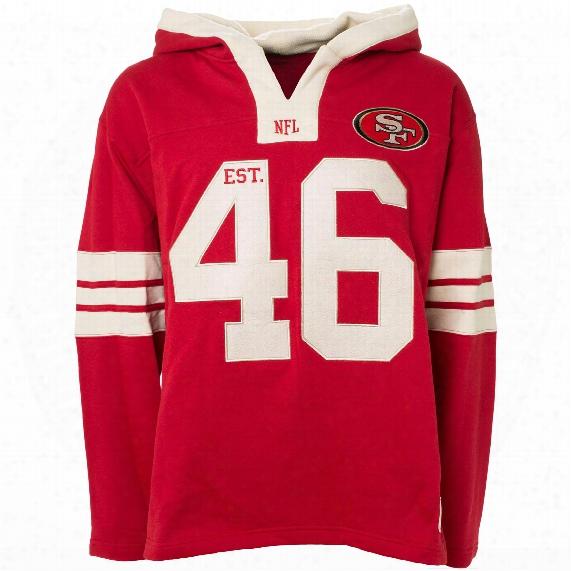 San Francisco 49ers Nfl All Pro Heavyweight Hoodie