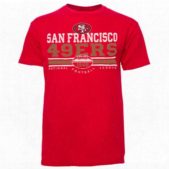 San Francisco 49ers Nfl Gridlock T-shirt