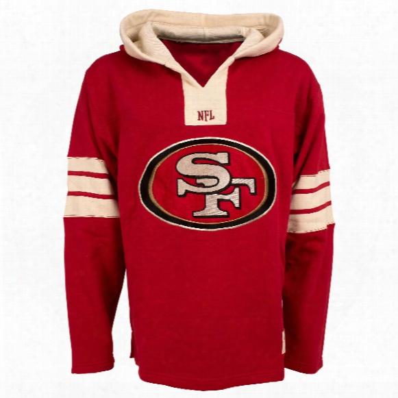 San Francisco 49ers Nfl Option Heavyweight Hoodie