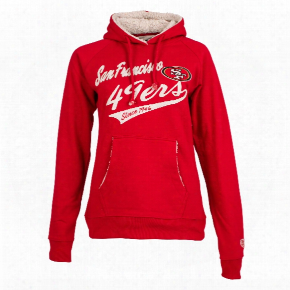 San Francisco 49ers Women's Flair Hoodie
