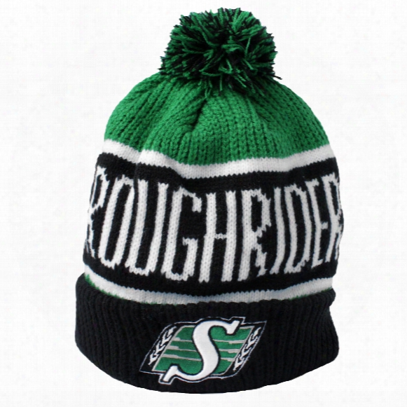 Saskatchewan Roughriders Cuff Knit Hat