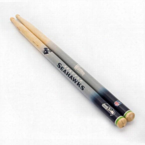 Seattle Seahawks Drum Sticks