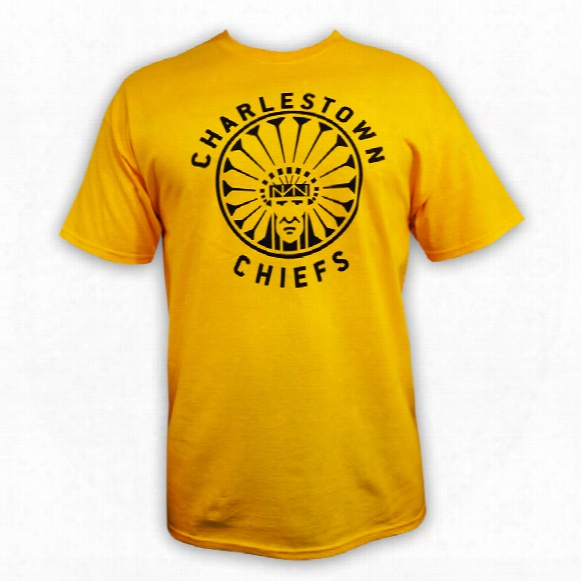 *slapshot* Charlestown Chiefs Warrior T-shirt