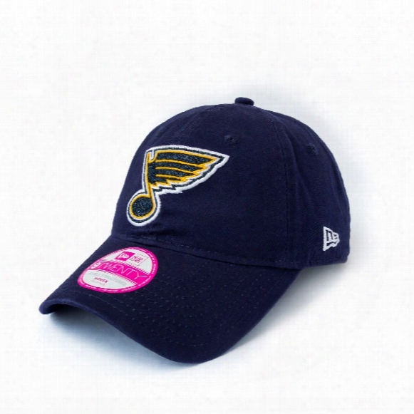 St. Louis Blues Women's Team Glisten Relaxed Fit 9twenty Cap