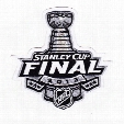 2013 Stanley Cup Finals Embroidered Patch