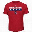 St. Louis Cardinals Proven Pastime T-Shirt