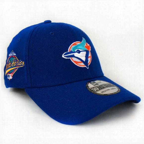 Toronto Blue Jays 1993 World Series 39thirty Cap (ij Exclusive)
