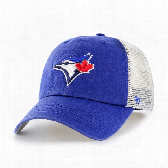 Toronto Blue Jays Blue Hill Closer Flex Fit Cap