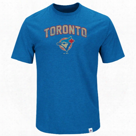 Toronto Blue Jays Cooperstown Eephus Pitch T-shirt