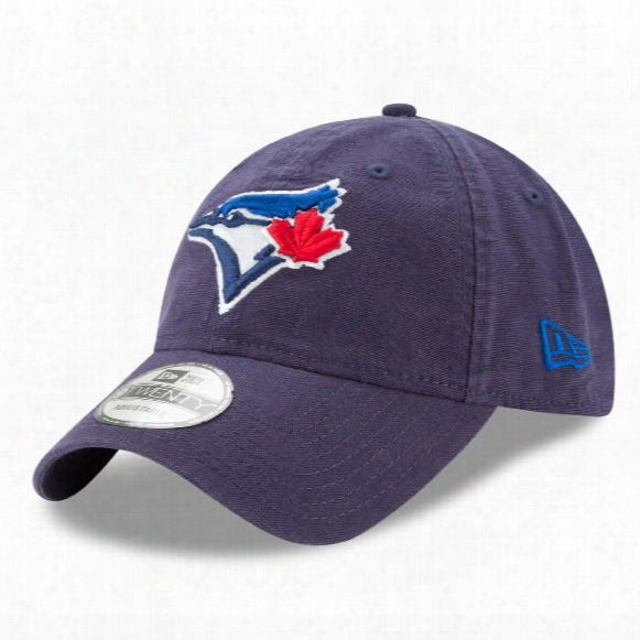 Toronto Blue Jays Core Classic Navy Relaxed Fit 9twenty Cal