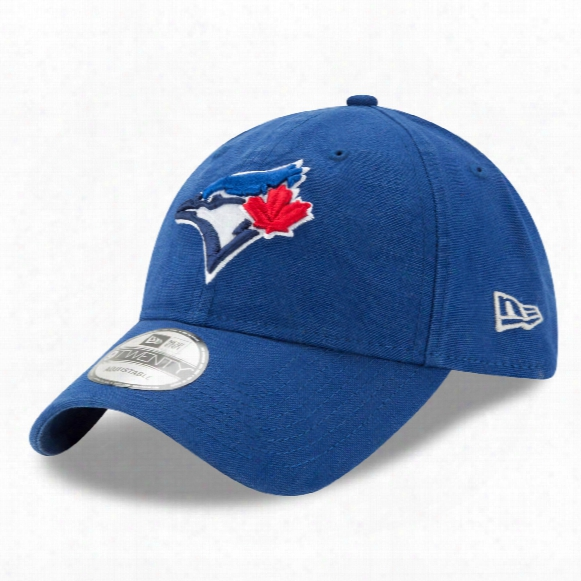 Toronto Blue Jays Core Classic Primary Relaxed Fit 9twenty Cap