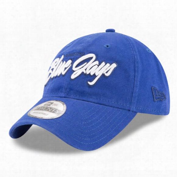 Toronto Blue Jays Core Classic Script Relaxed Fit 9twenty Cap