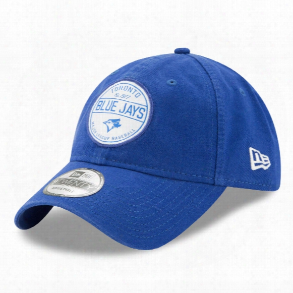 Toronto Blue Jays Core Standard Relaxed Fit 9twenty Cap
