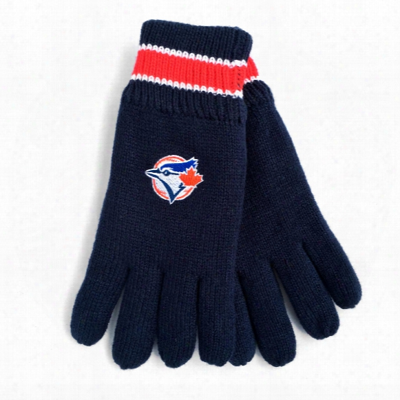 Toronto Blue Jays Insulated Thermal Gloves