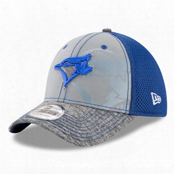 Toronto Blue Jays Mlb New Era Shadow Flect Neo 39thirty Cap