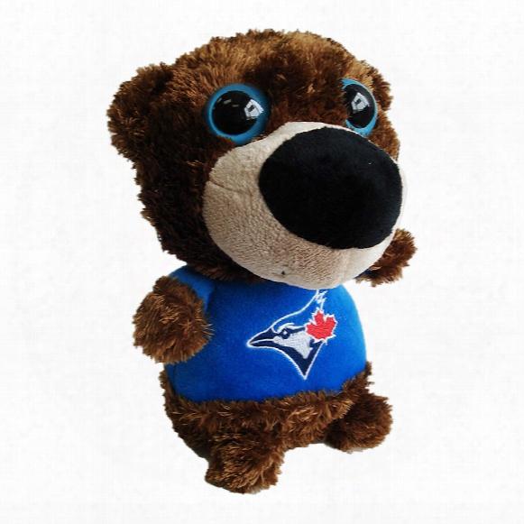 Toronto Blue Jays Plush Big Eyed Bear