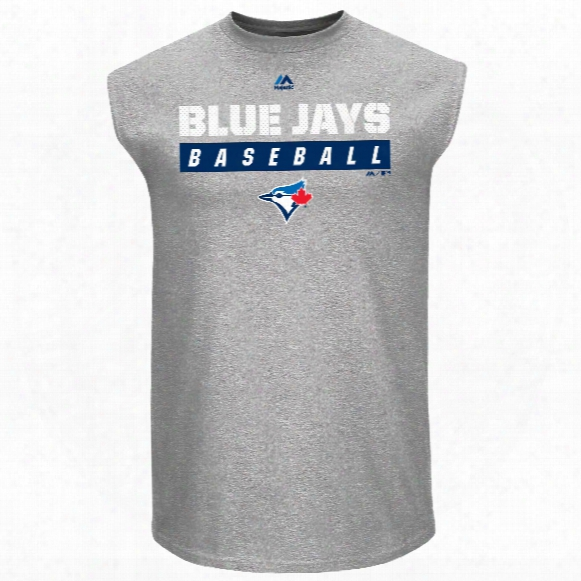 Toronto Blue Jays Proven Pastime Muscle T-shirt