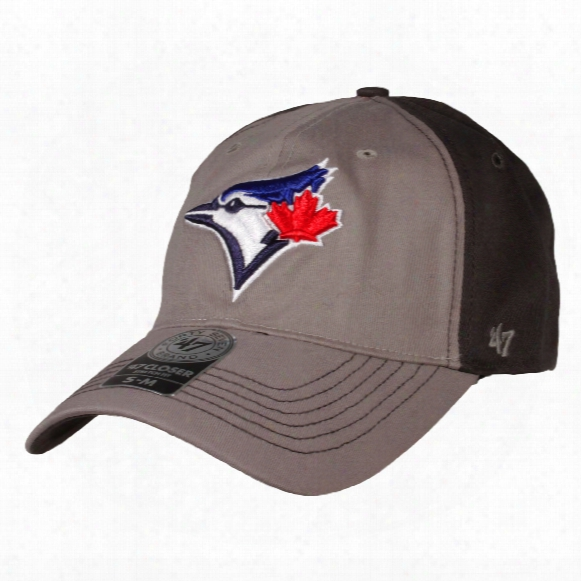 Toronto Blue Jays Umbra Closer Stretch Fit Cap