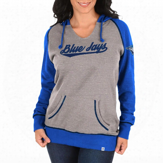 Toronto Blue Jays Women's Absolute Confidence Hoodie
