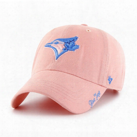 Toronto Blue Jays Women's Blush Miata Cap