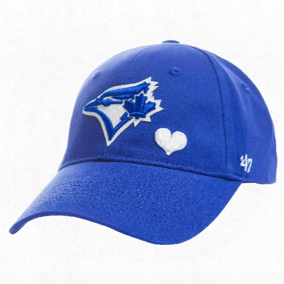 Toronto Blue Jays Youth Sugar Sweet Cap (royal)