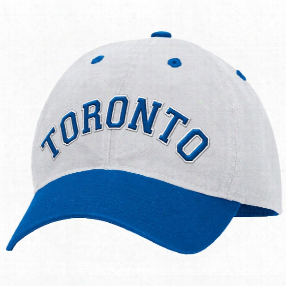 Toronto Huskies Adidas Nba 2-tone Structured Cap