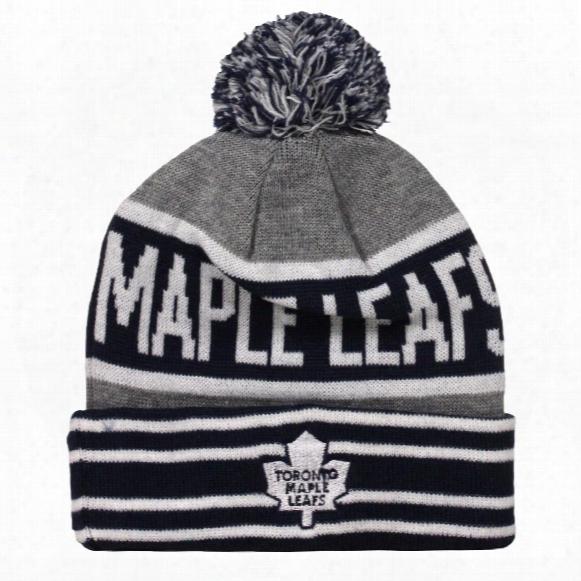 Toronto Maple Leafs Storm Cuff Knit Hat
