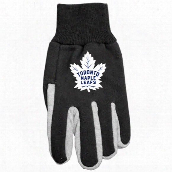 Toronto Maple Leafs Utility Gloves
