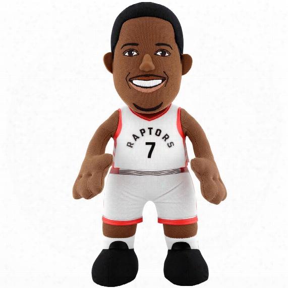 "Toronto Raptors Kyle Lowry 10"" Nba Plush Bleacher Creature"