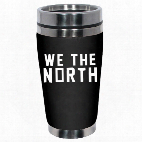 Toronto Raptors We The North Mugzie Neoprene 16 Oz. Tumbler
