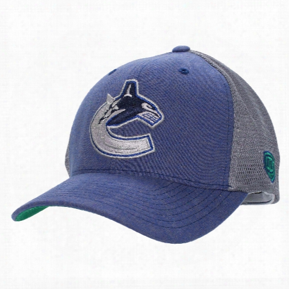 Vancouver Canucks Duster Stretchfit Cap