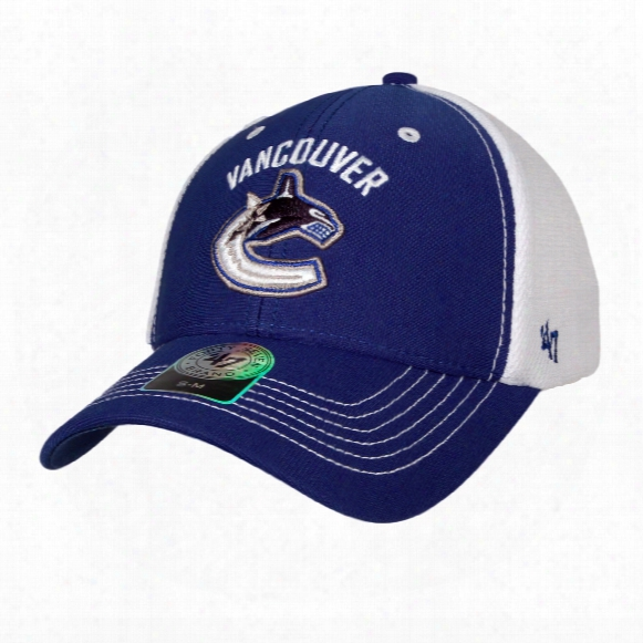 Vancouver Canucks Influx Stretch Fit Cap