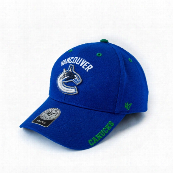 Vancouver Canucks Youth Frost Cap