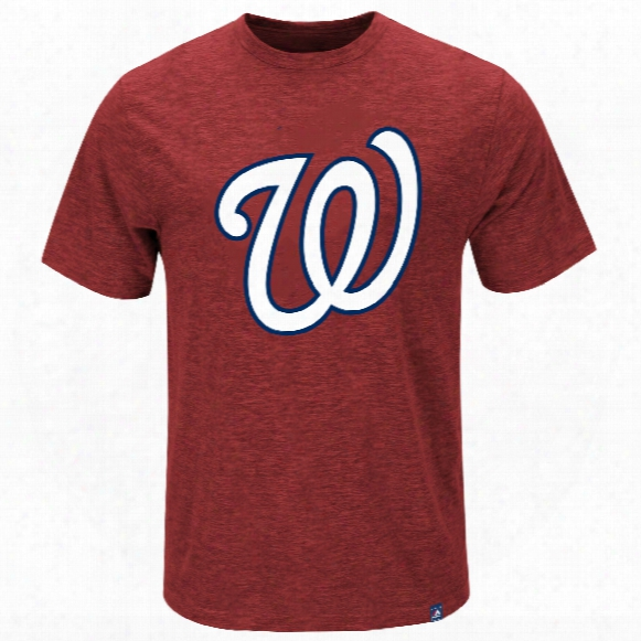 Washington Nationals Mental Metal Slub T-shirt