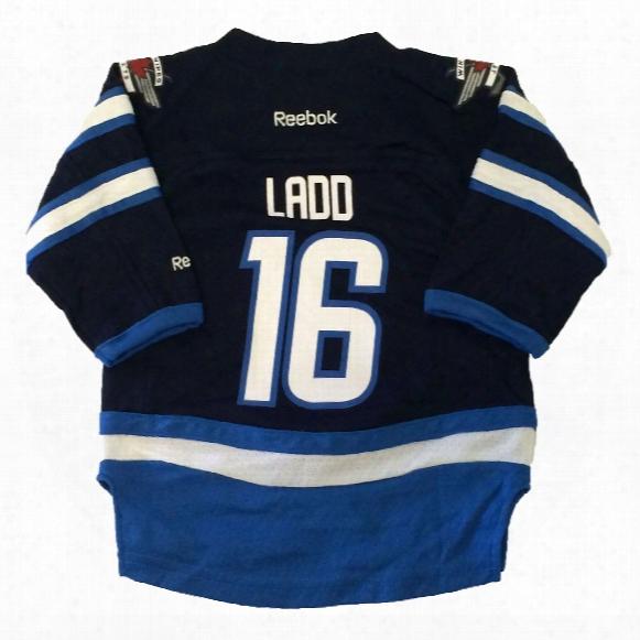 Winnipeg Jets Andrew Ladd Reebok Infant Replica (12-24 Months) Home Nhl Hockey