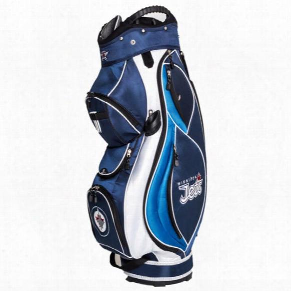 Winnipeg Jets Golf Cart Bag