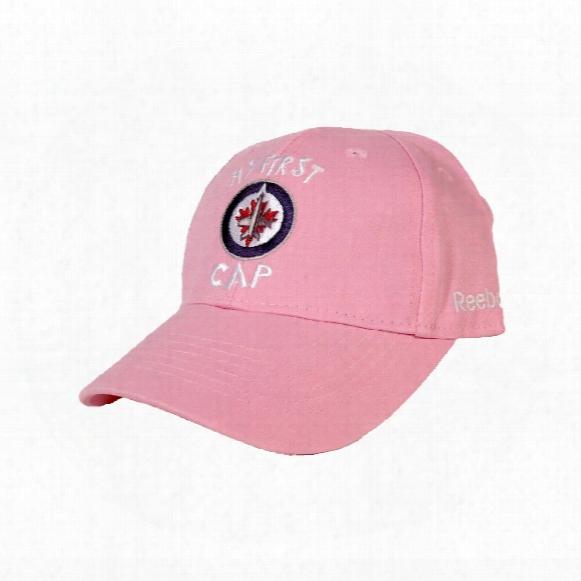 Winnipeg Jets Infant *my First Cap* (pink)