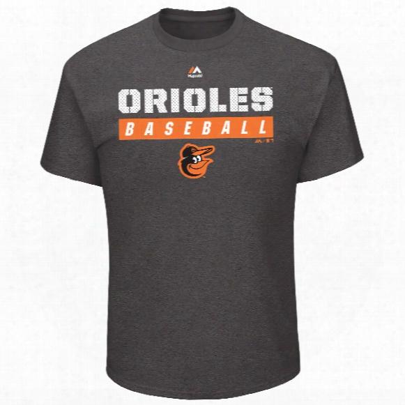 Baltimore Orioles Proven Pastime T-shirt