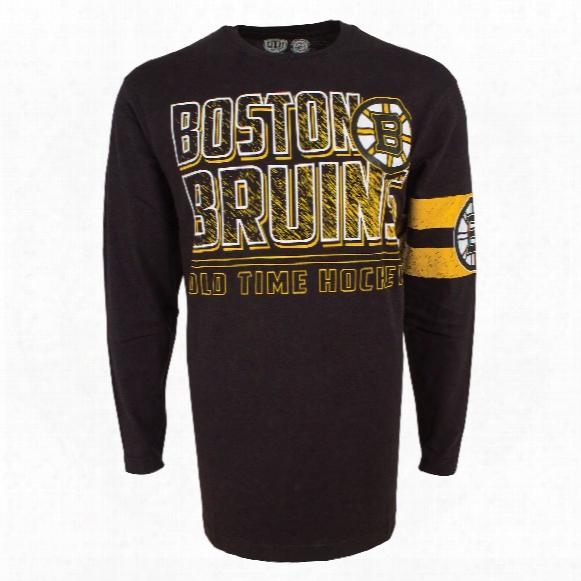 Boston Bruins Bandit Long Sleeve T-shirt